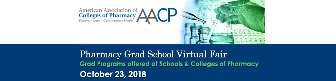 Pharmacy Grad School Virtual Fair