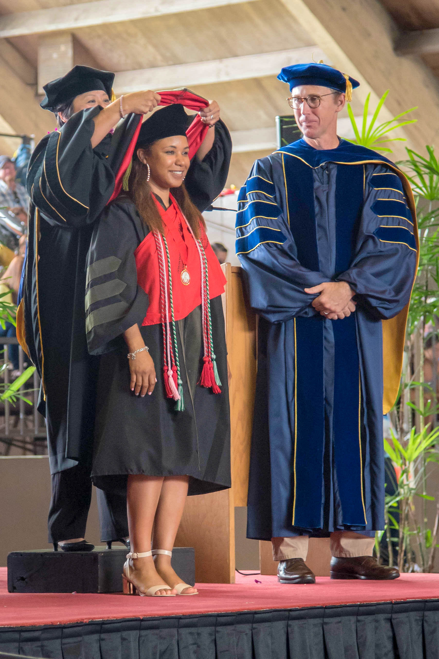 Spring Commencement - 2018-105