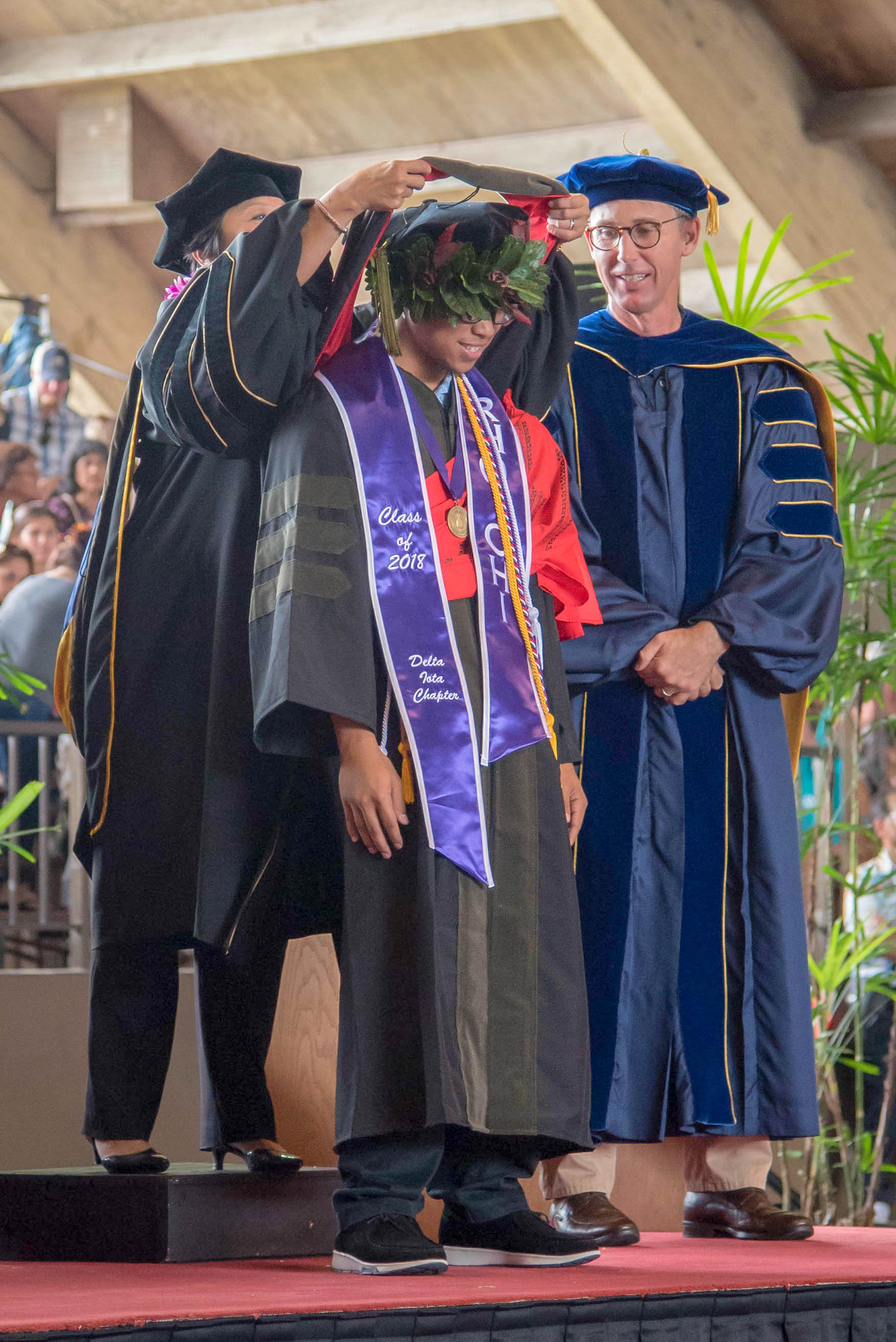 Spring Commencement - 2018-123