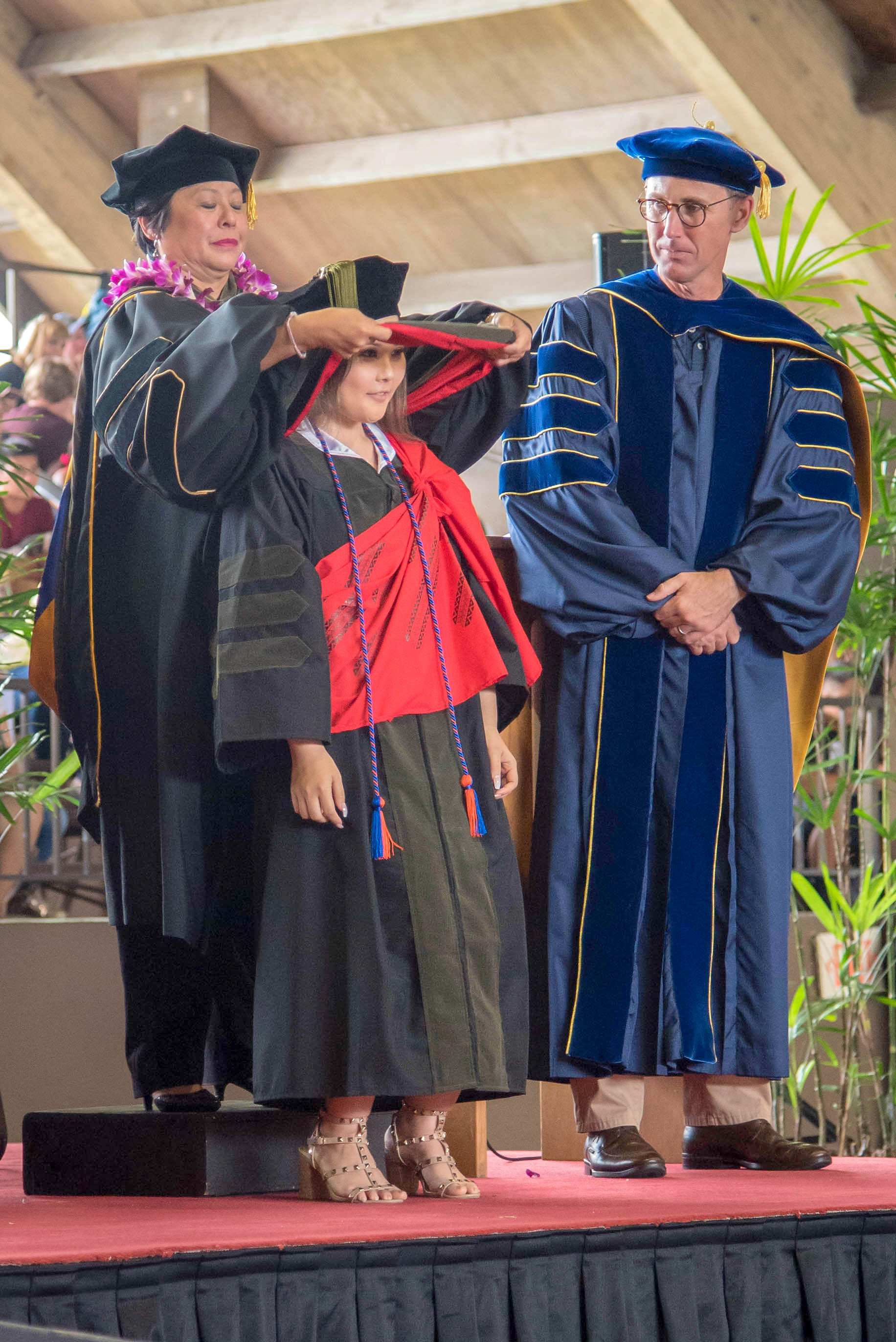 Spring Commencement - 2018-140