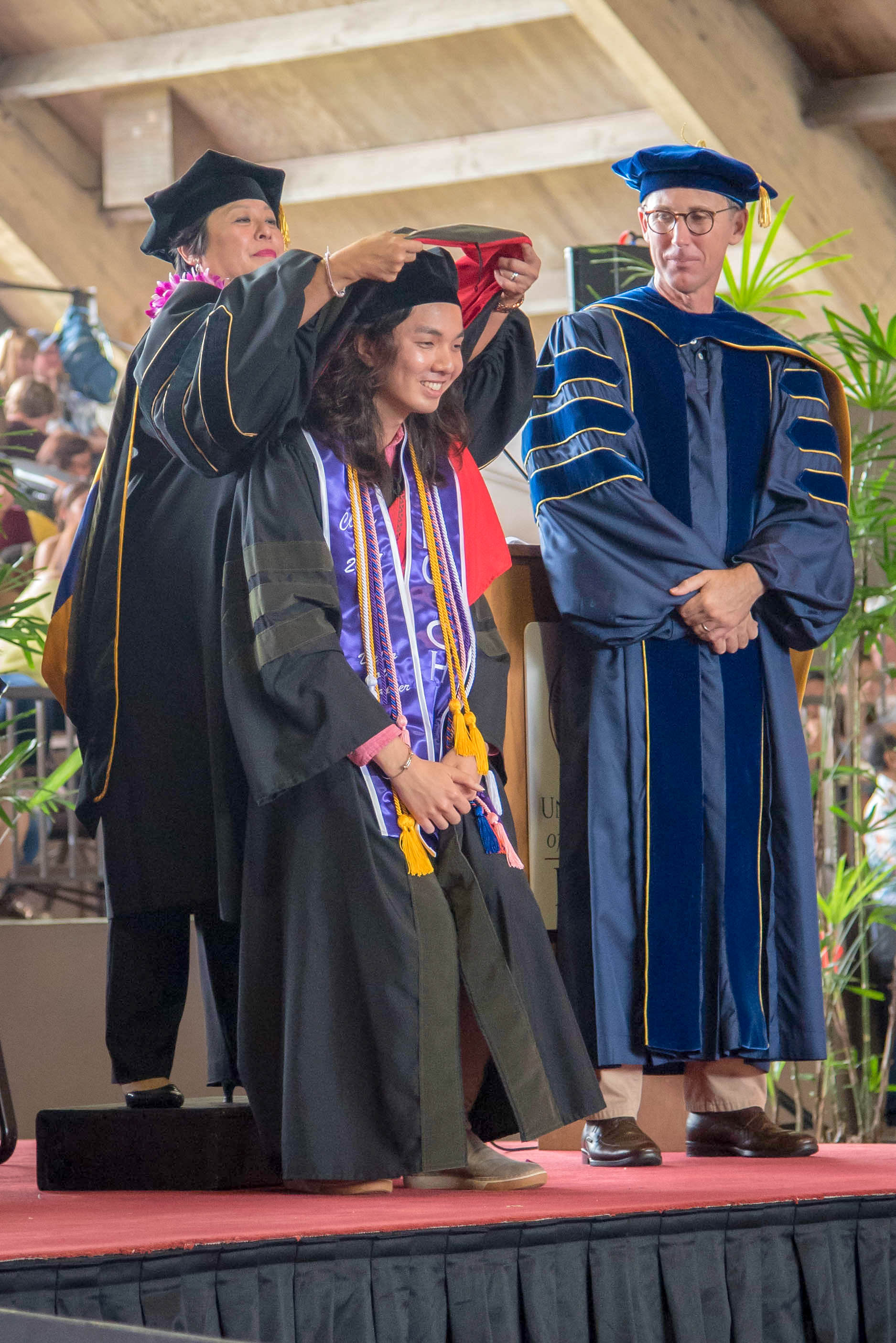 Spring Commencement - 2018-141