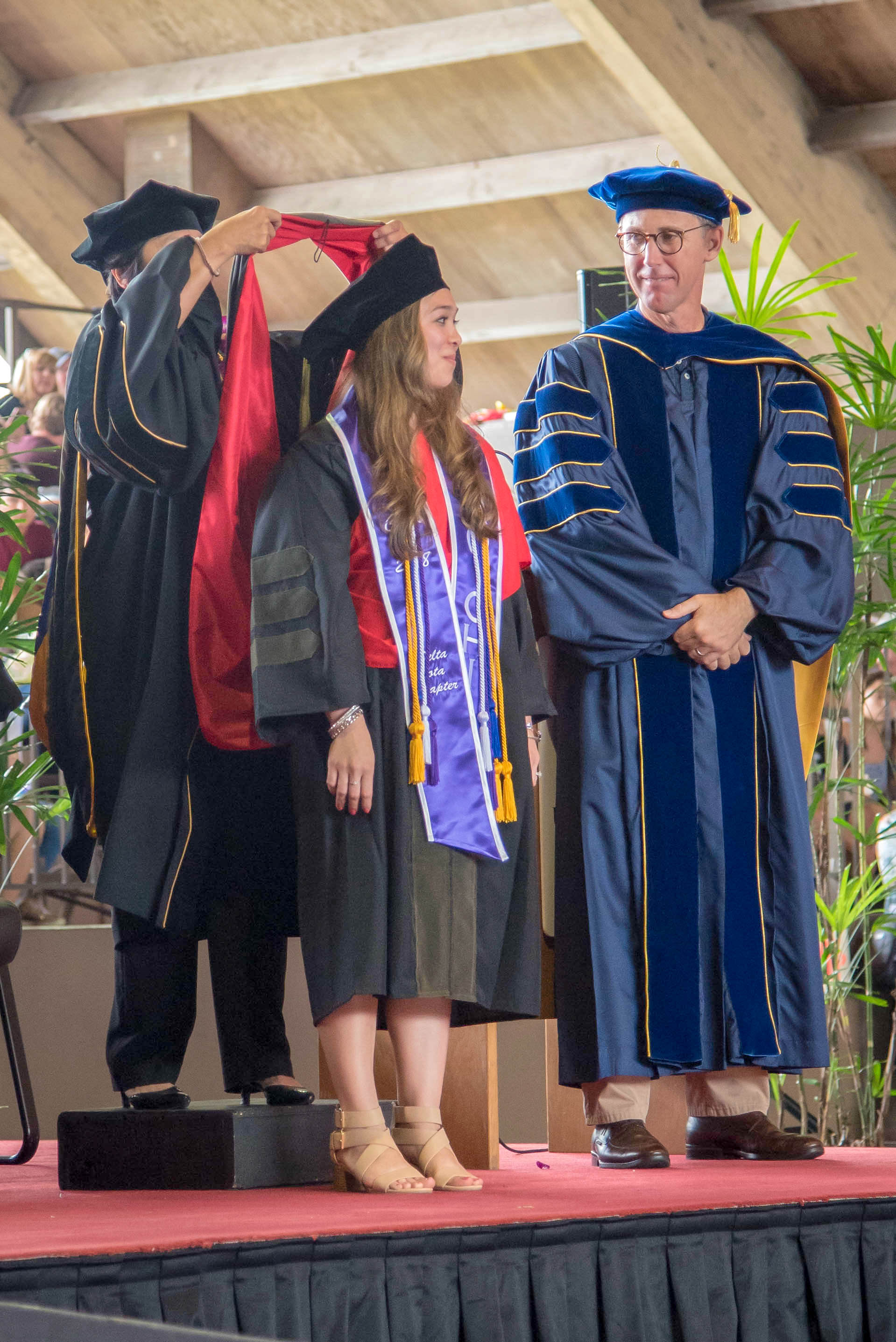 Spring Commencement - 2018-143