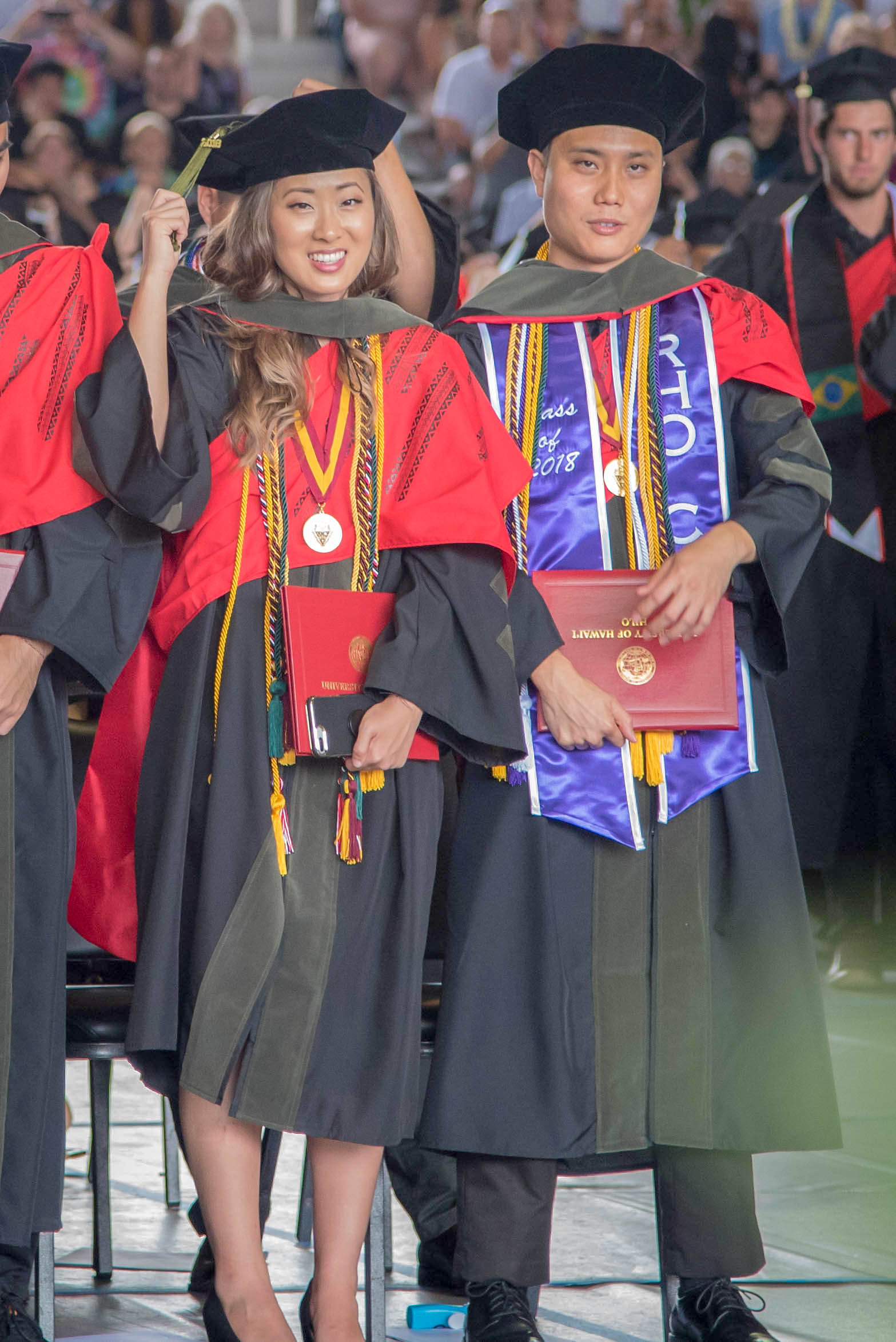 Spring Commencement - 2018-158