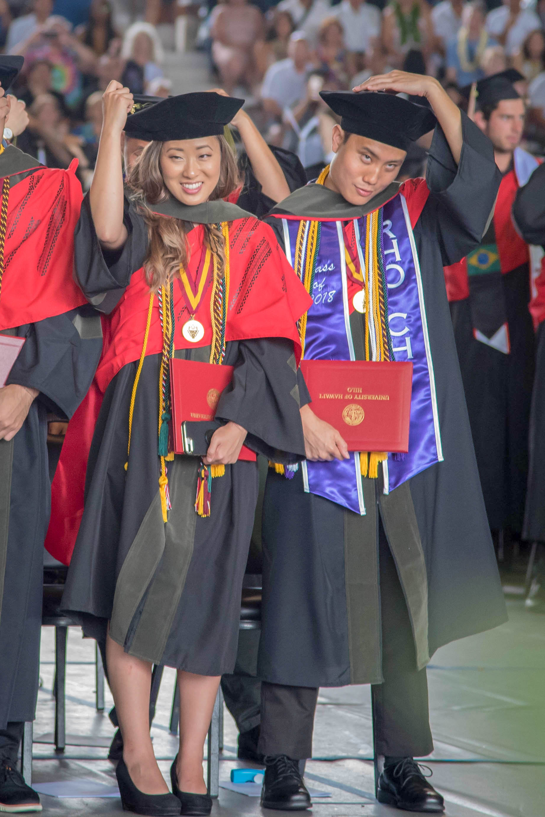 Spring Commencement - 2018-159