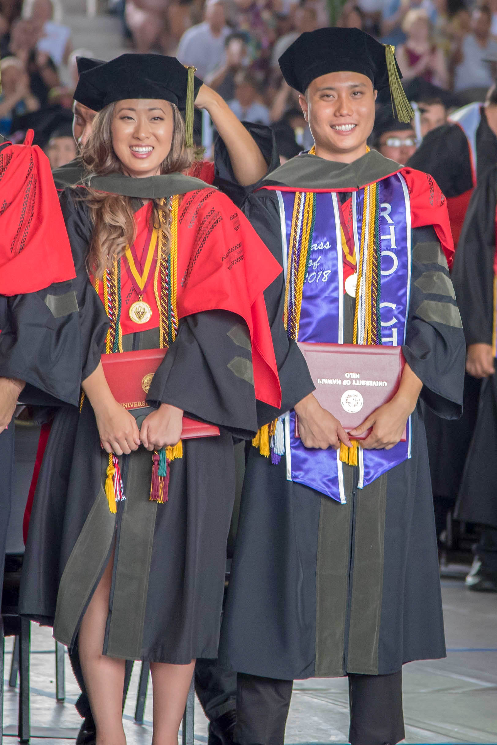 Spring Commencement - 2018-160
