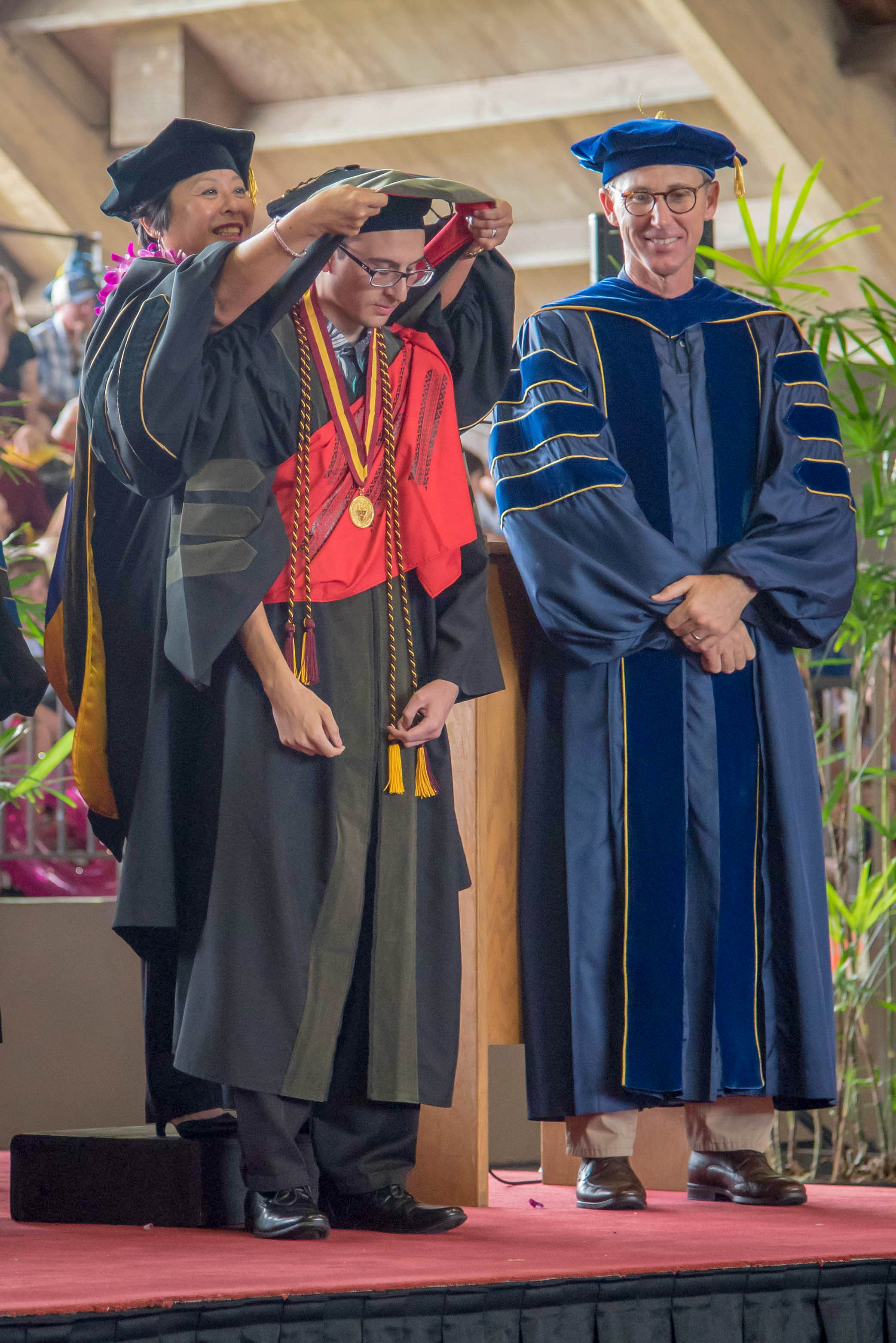 Spring Commencement - 2018-28