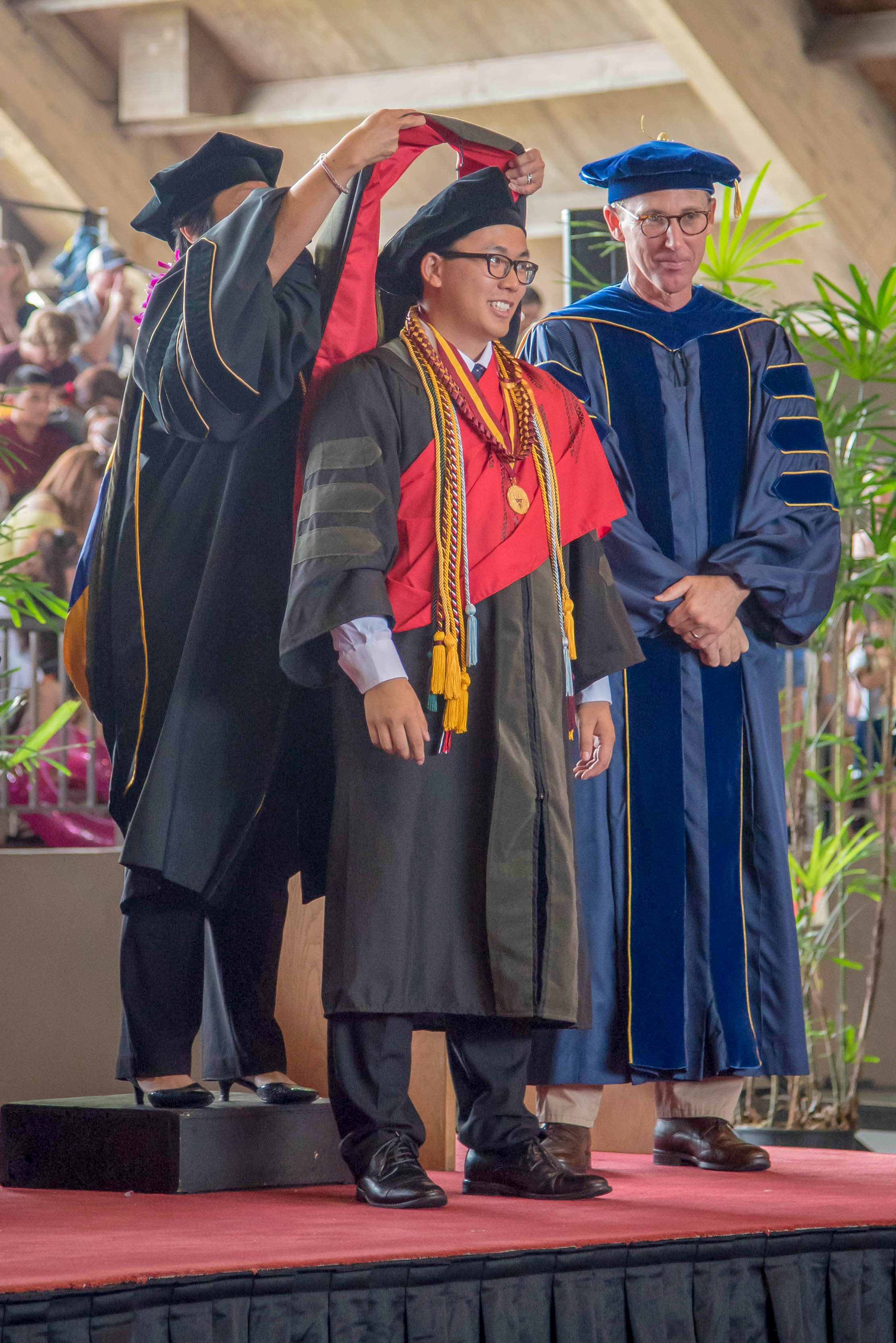Spring Commencement - 2018-34