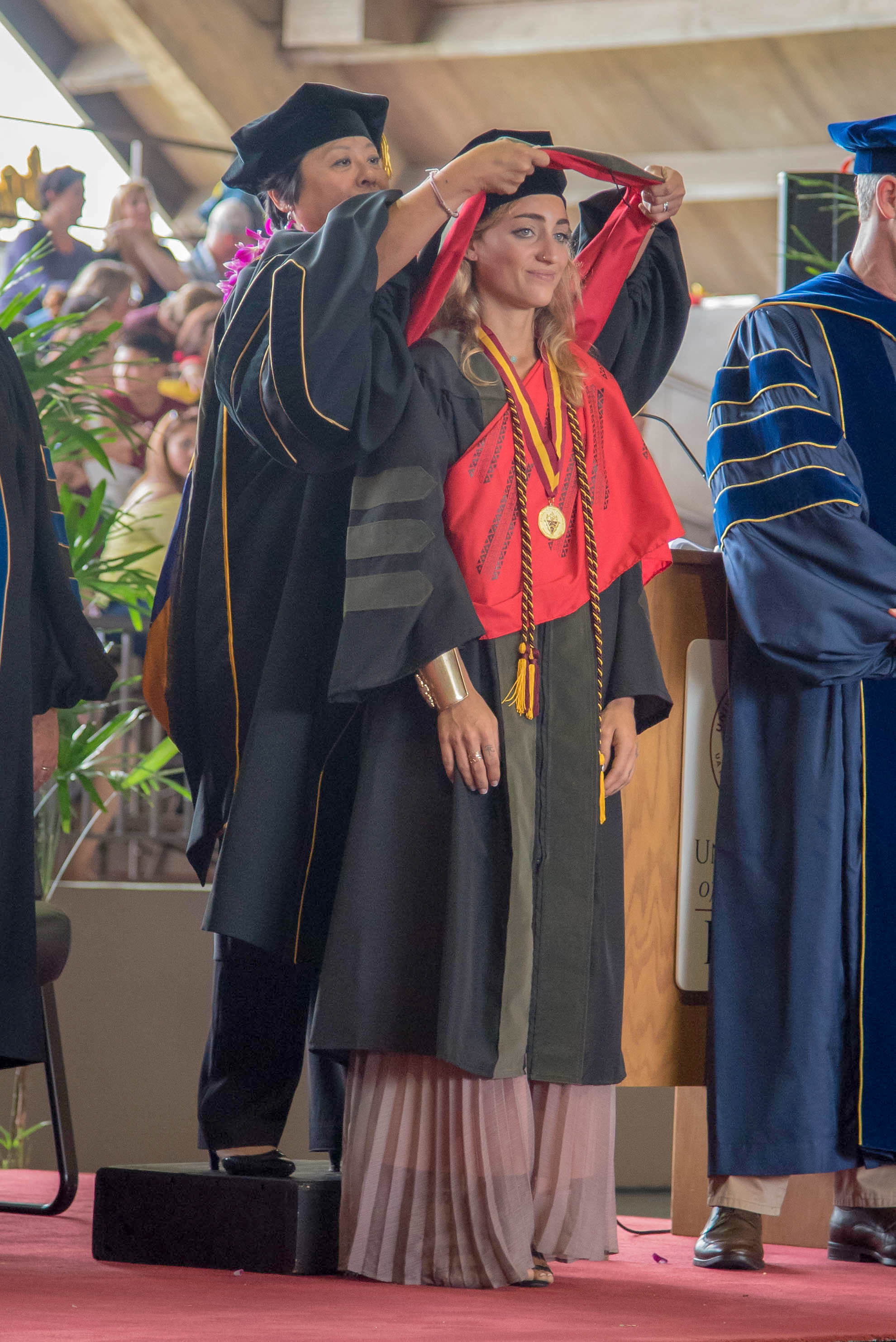 Spring Commencement - 2018-46